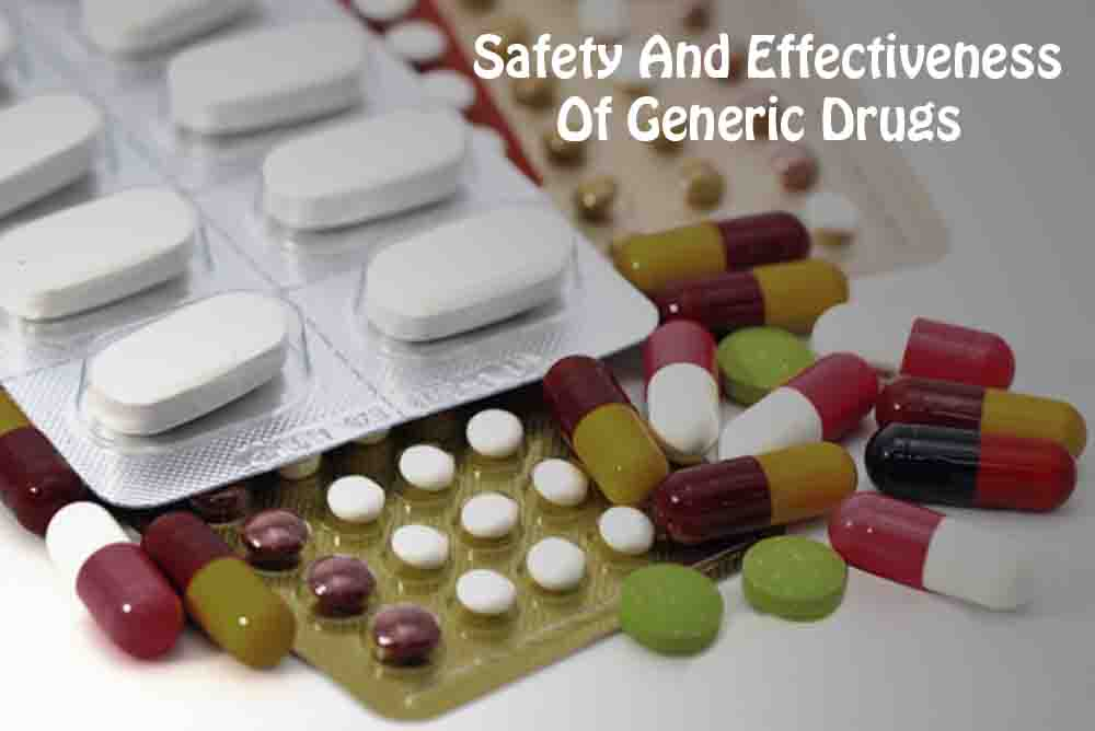 Safety and Effectiveness of Generic Drugs